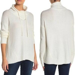 NWT Philosophy Funnel Neck Pullover Sweater